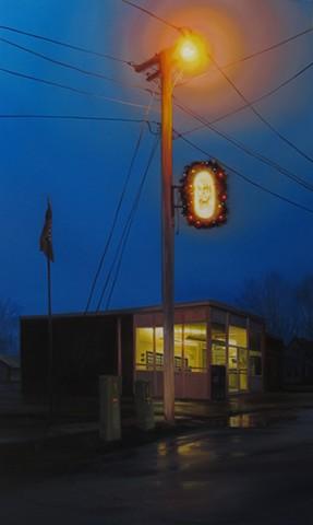 Linneus Post Office
