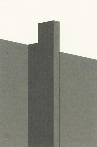 minimal architectural drawing
