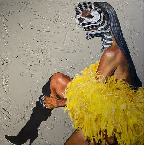 TRANScendence: An Exhibition of Emerging, Contemporary Art by African American and Other Underrepresented Artists