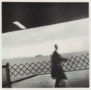 Roger C. Tucker III, Staten Island Ferry, 1973, 16 x 16 inches, Limited Edition Archival Pigment Print