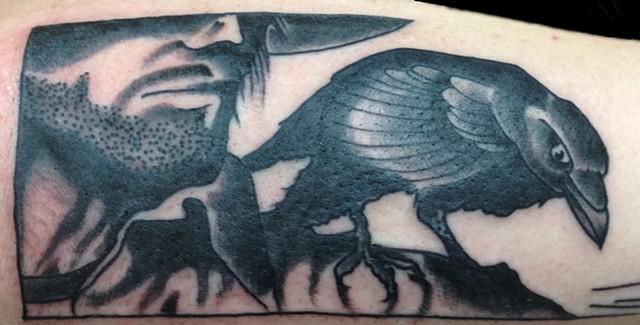 Tattoo by Jay Lazer, 8th Day Tattoo, Jacksonville, Florida USA