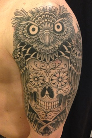Tattoo by Graham, 8th Day Tattoo, Jacksonville, Florida USA