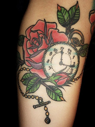 Tattoo by Jay Carter, 8th Day Tattoo, Jacksonville, Florida USA