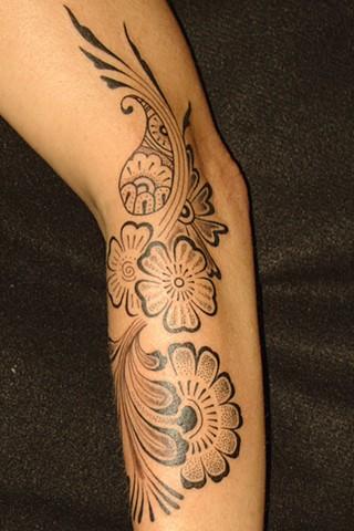 Tattoo by Graham, 8th Day Tattoo, Jacksonville, Florida USA