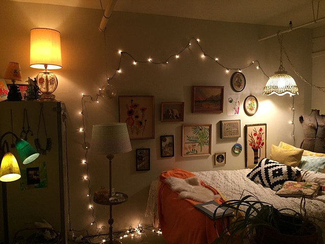 Allison's Commune Bedroom