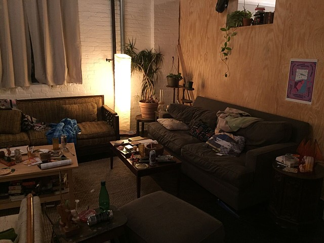 The Commune Living Room