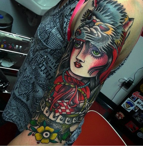 Girl Sleeve