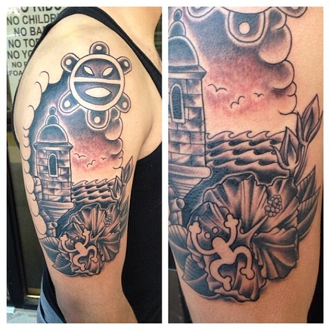 Tattoo Designs For Arms Sleeve