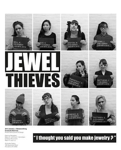 J&M 2013 Biennial Poster Front Side
