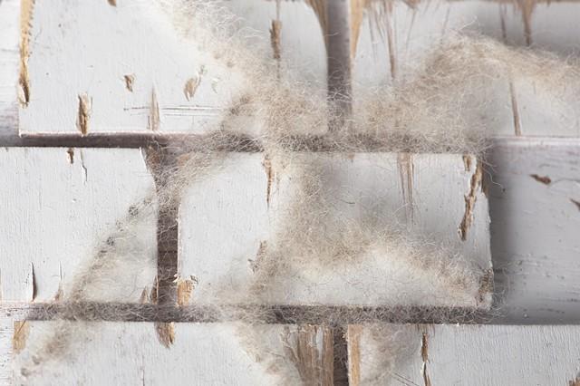 White Wall II Brooch Detalle / Detail