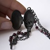 Relicarios Negros Black Lockets Detalle / Detail