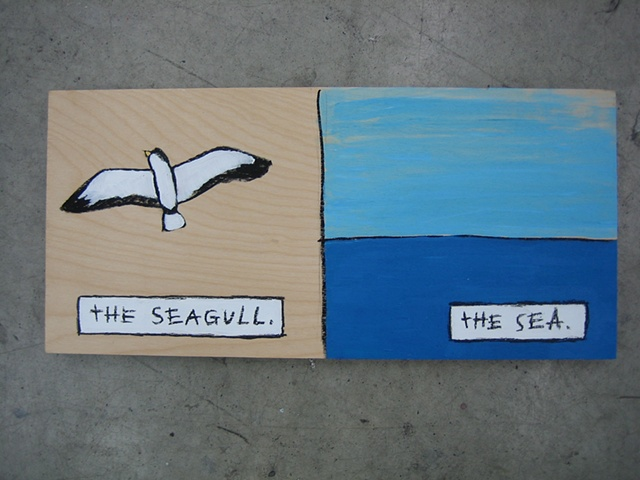 The Seagull The Sea