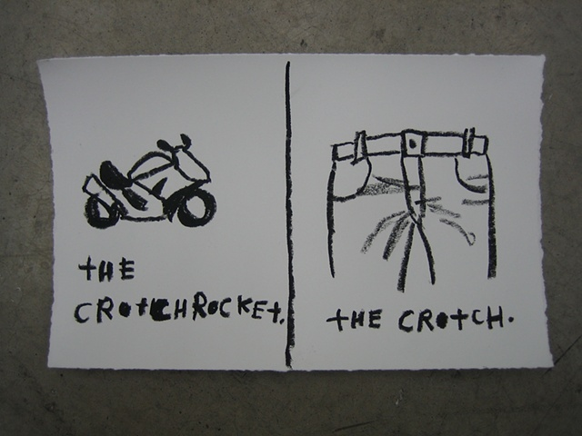 The Crotchrocket The Crotch