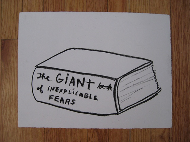 The Giant Book of Inexplicable Fears
