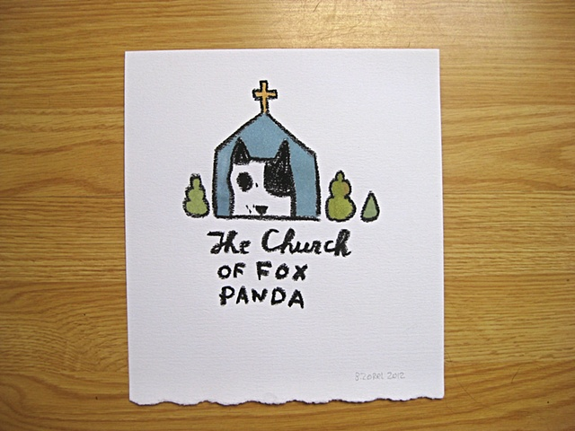 The Church of Fox Panda