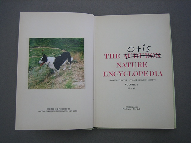 The Otis Nature Encyclopedia Volume One