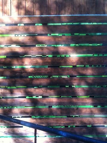 Verdes de Verano (detail)