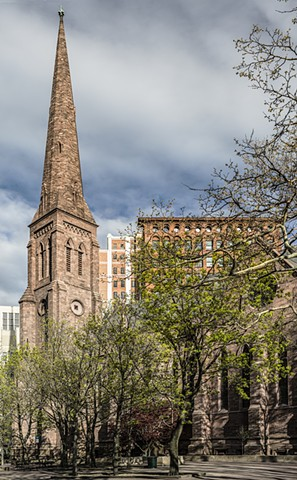 St Paul's Episcopal Cathedral, Buffalo, NY