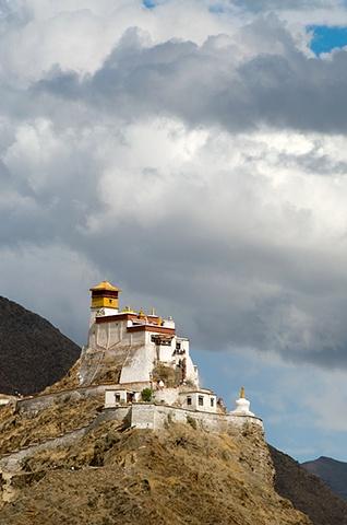 Tsedang Fortress