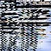 Glitch Barcode Weave II