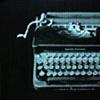 GIngham Typewriter