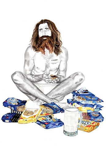 The Immortality of No One Oreos and Milk