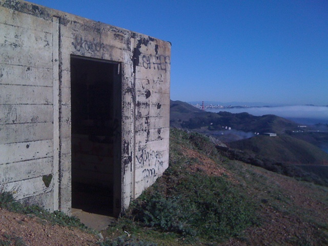 Battery Townsley, Fort Cronkhite, Marin