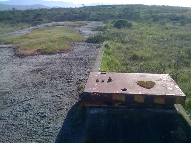 NIKE Missile Site SF-51L, Milagra Ridge, Pacifica