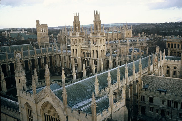 University of Oxford, Oxford