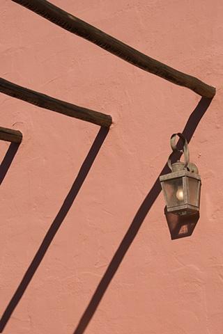 Lines and Shadows, Arizona Inn