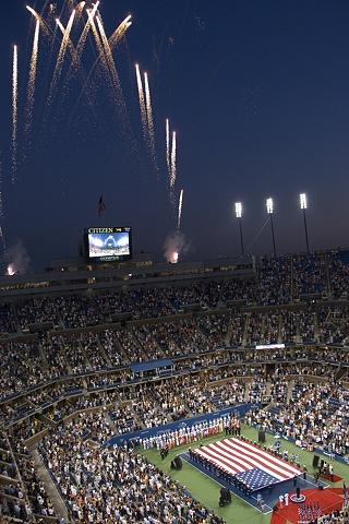 Opening Ceremonies, US Open