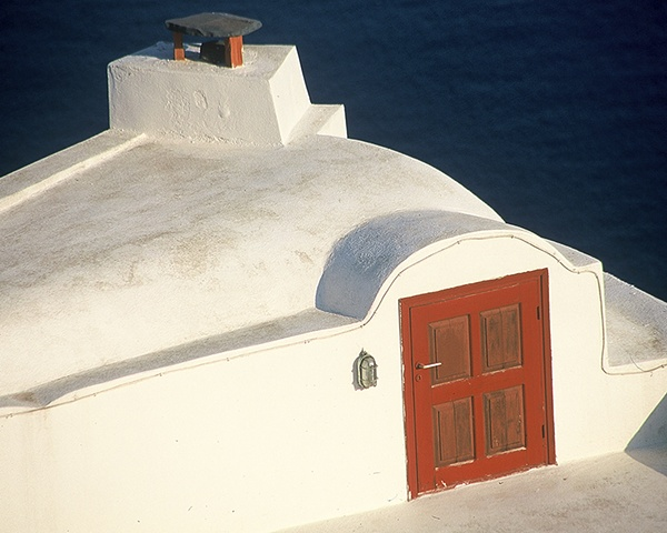 Red Door, Santorini