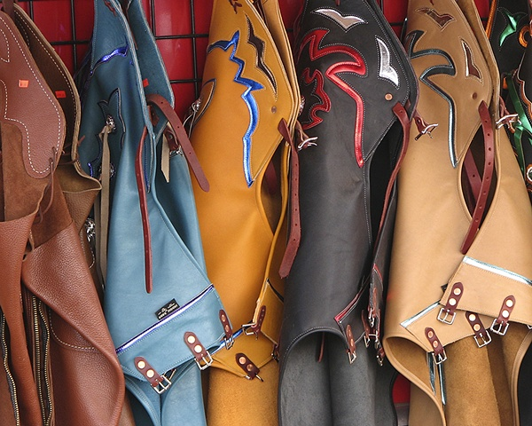 Chaps for Sale, Tucson Rodeo