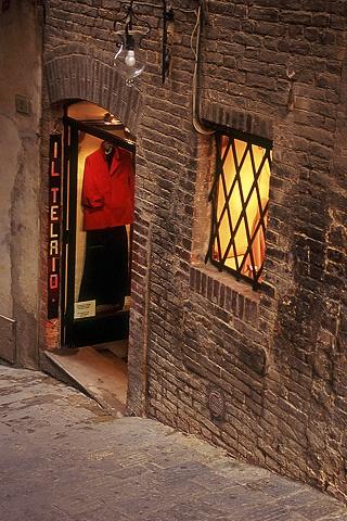 Tailor Shop, Siena