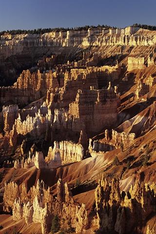 Morning, Bryce Canyon, Bryce Canyon National Park, Utah