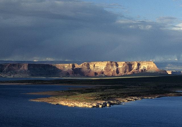 Evening, Lake Powell, AZ