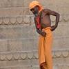 Hindu Man Dressing