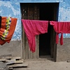 Clothes Hanging, Sacred Valley Village