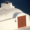 Red Door, Santorini