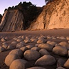 Bowling Ball Beach, Last Light of Day