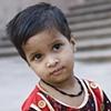Buddhist Girl, Sarnath