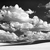 White Clouds, White Sand