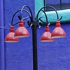 Lamp Post at La Placita