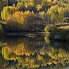 Fall Reflection, San Juan Mountains, CO