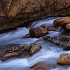 Bright Angel Creek, Grand Canyon National Park, AZ