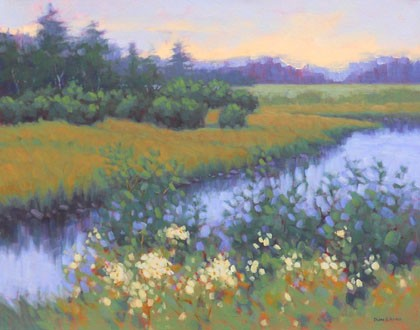 Paintings of Maine by Diana Johnson