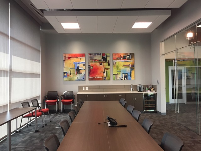 JC Wright Lighting - Spokane WA Conference Room