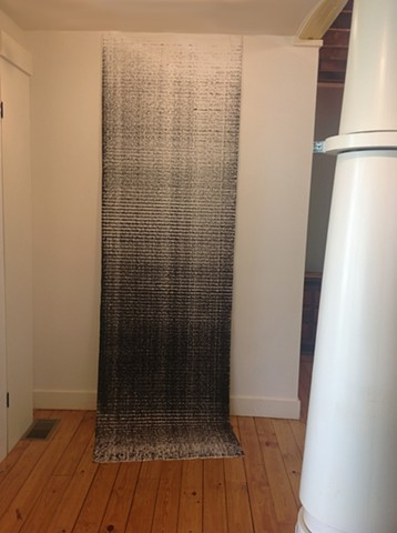 The Dress Says It All, Installation Shot I