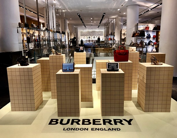 Burberry/Barney's New York