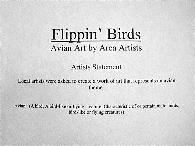 Flippin' Birds